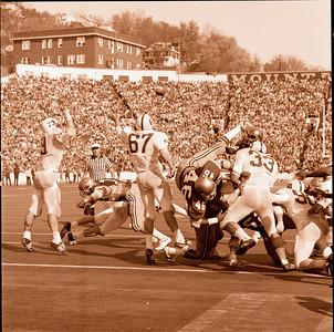 WVU vs Penn State November '74