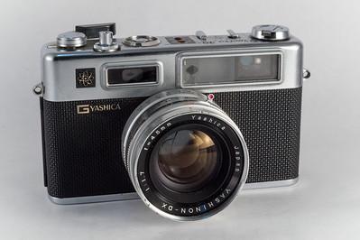 Yashica Electro 35, 1966