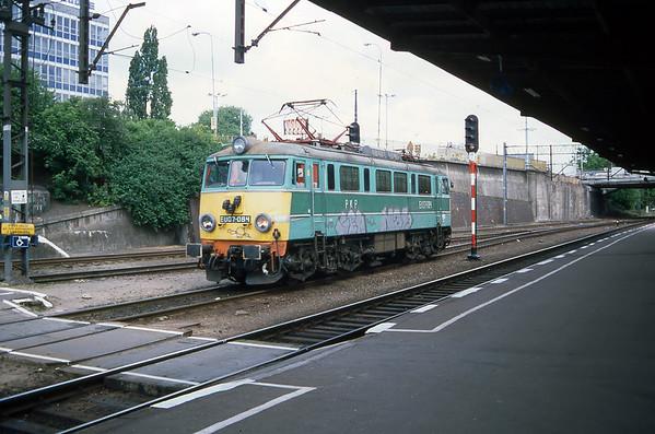 Pole Rail 1997