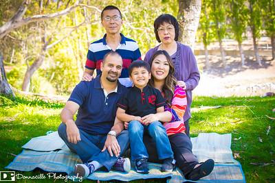 Wong - Perez - Family Photos 2014