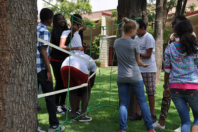Middle School Team Building Exercise