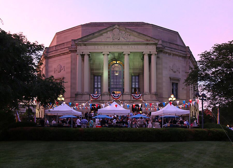 . A Friday night summer concert series is in its fifth year at Severance Hall, offering an outdoor venue in University Circle to hear the orchestra and visit with friends. The remaining concerts are Aug. 10 and Aug. 24. For more information, visit clevelandorchestra.com. (Barbara Merritt)