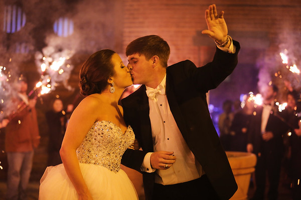 Calvert-Dixon Wedding