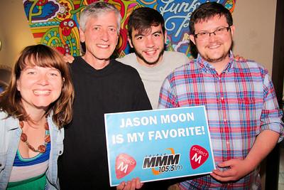 Jason Moon Family