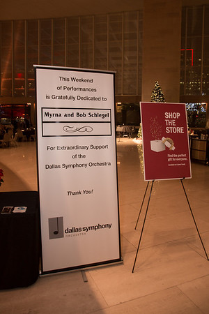 DSO Holiday Event 12/15/12