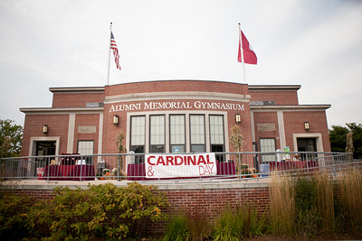 Cardinal and White Day 2017