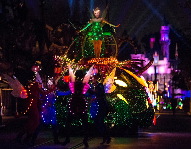 Main Street Electrical Parade, by the numbers!
