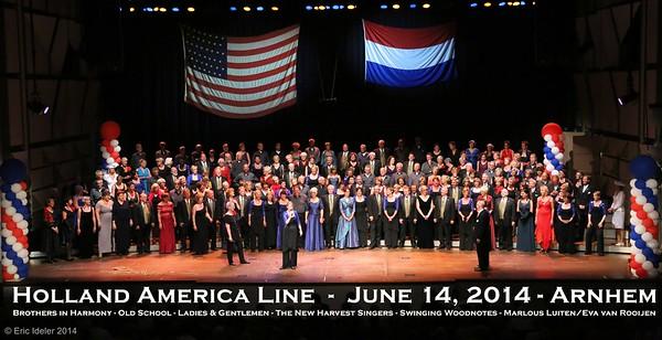 2014-0614 Holland America Line Show