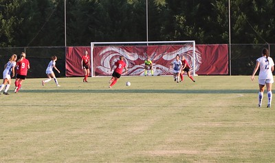 Athletics RedHawk Women's Soccer v MTSU Blue Raiders 2018