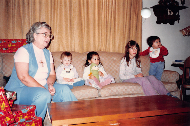 Frankie, Elizabeth, Alaya, Annmarie, Joshua