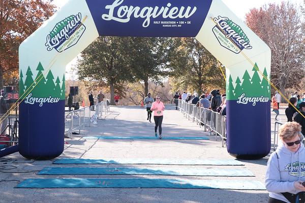 Longview Half Marathon/10K/5K