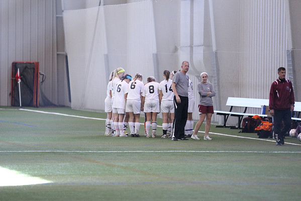 Women's Soccer vs. Andrews U. Oct. 21. 2012