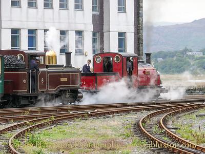 Ffestiniog Railway 2004 - 2007