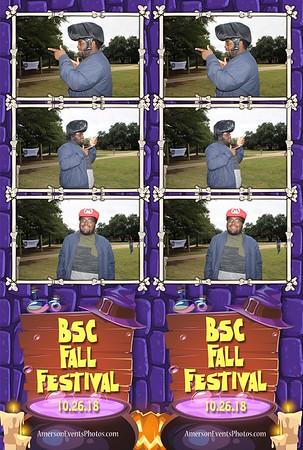 BSC Fall Festival
