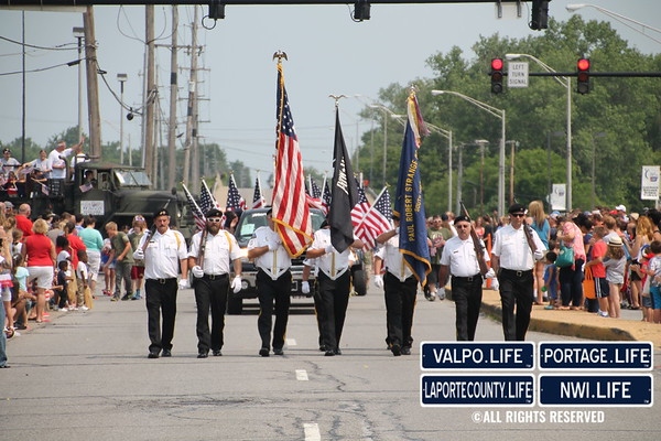 2015 Portage Independence Day Parade