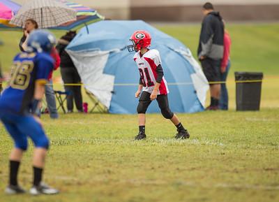 9/27/14 Grantsville vs Taylorsville Youth Football