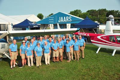 IAMA Members at EAA Day Six