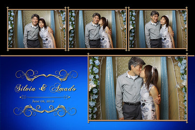 Silvia And Amado Wedding