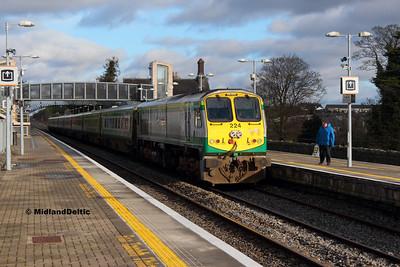 Portlaoise (Rail), 18-01-2018