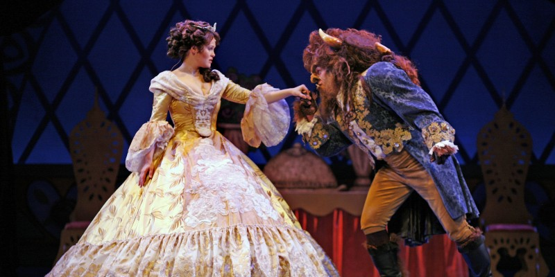 Sail away with BEAUTY AND THE BEAST aboard the Disney Dream this November