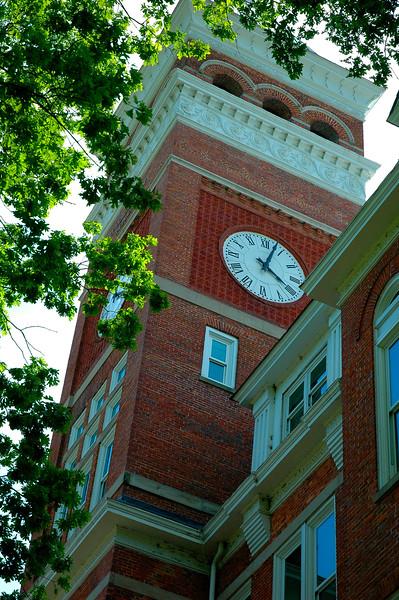 Tillman Clock Tower - Clemson SC