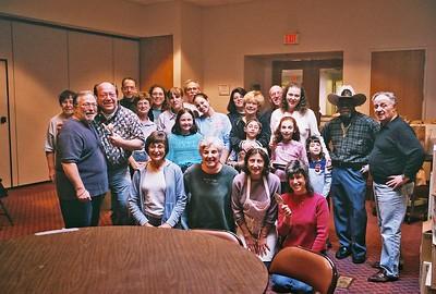 2005 - February Social Action Program
