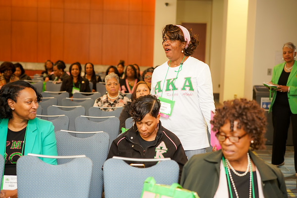 First Time Sorors