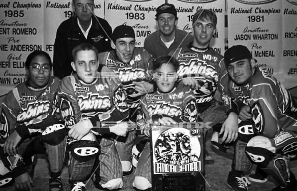 1998 - Silver Dollar Nationals - Reno, NV
