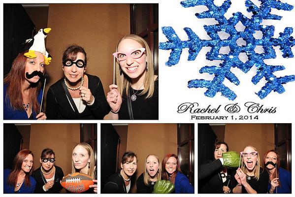 Rachel & Chris Wedding Photo Booth