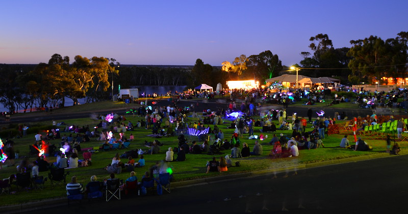 Loxton Lights Up 2016