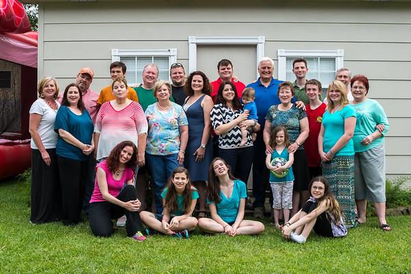 Finstad Family 2015