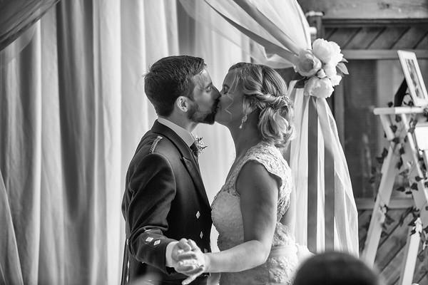 Lizzie Max Wedding - Northease Manor