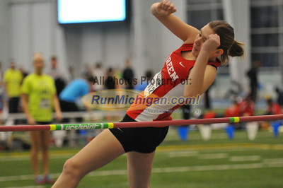 High Jump - 2014 Gazelle Elite MITS Meet at GVSU