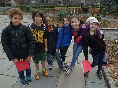 5th Grade Central Park Day