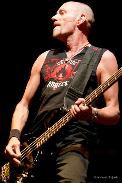 Ali McMordie Stiff Little Fingers BYO Records' 13th Annual Punk Rock Bowling Music Festival Las Vegas, NV  May 29, 2011