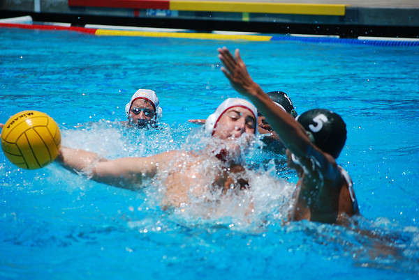 Drew's Water Polo