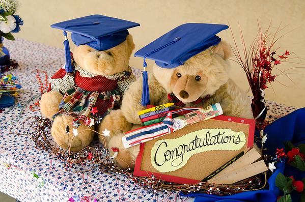 Mrs. Crouch's Kinder Class Graduation