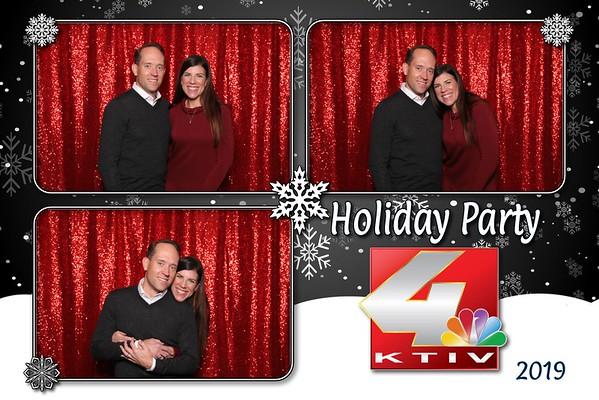 11-23-19 KTIV Holiday Party