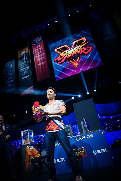 Street Fighter: Brooklyn Beatdown - Playoffs