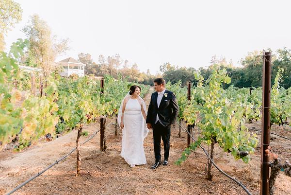 Daysi and Tony: Cielo Estates Winery