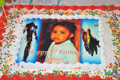 Amare' Happy Birthday Aug 28, 2010