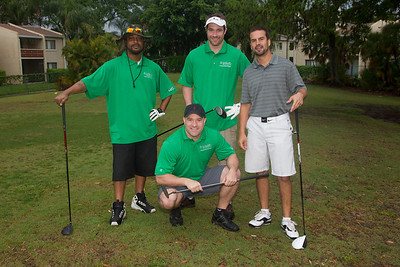 April 28th, 2012 Kaplan University 8th Annual Charity Golf Tournament East Course