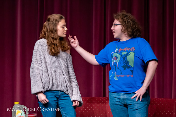 BroughtonStudent Directed One Acts. February 13, 2019. 750_6704