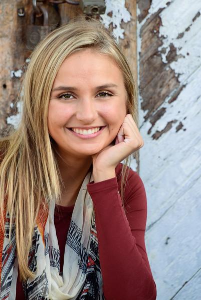 Natalie Senior Photos 2016