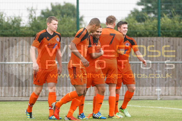 v Grimsby Borough 17 - 08 - 13 (away)