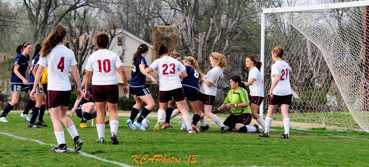2013 SCS Soccer vs Huntsville 4-9-2013 -23