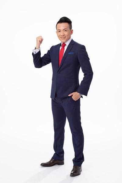 證券分析師形象照/ 人形立牌/ 「籌碼泄天機」陳斌宇老師