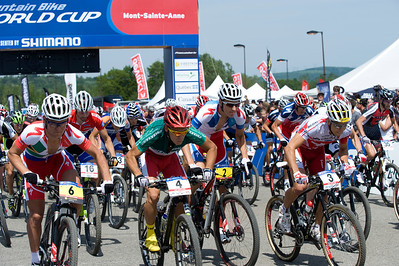 UCI World Cup Mountain Bike - XC Elite Men - Mont-Sainte-Anne