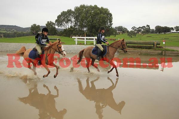 2014 06 08 Swan Valley HPC Hunter Trials Pairs