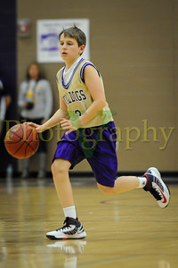 BLMS 8th Gr Boys V vs Clark (H) 2013